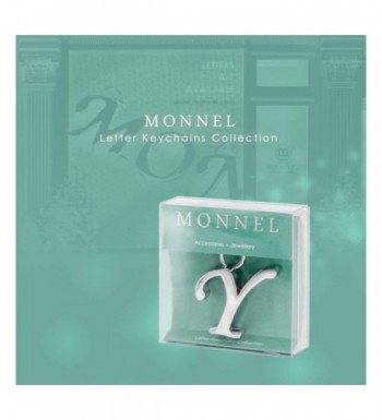 Stylish Letter Y Simple Alphabet Key Ring Creative Packaging Design Box  Z-345 - CQ12BBNRT23