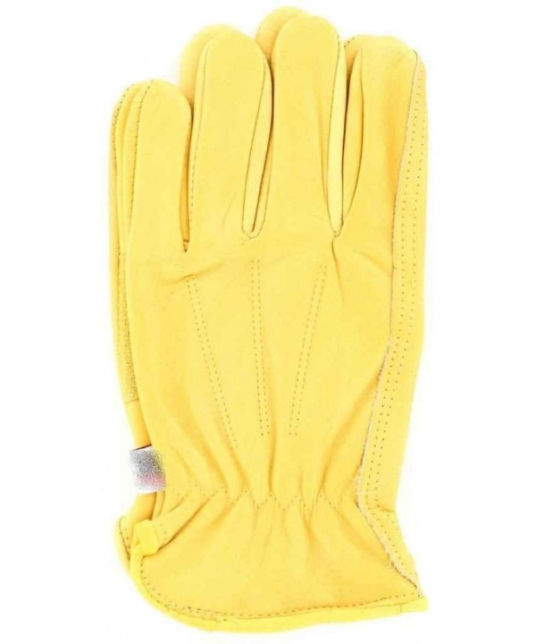 Justin Mens Cowhide Gloves Medium
