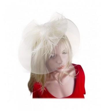 Fascinator Feather Cocktail Headwear Headband