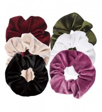 Ondder Scrunchies Elastics Scrunchy Headbands