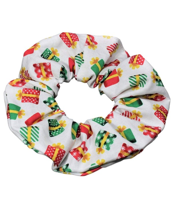 Christmas Scrunchies Ponytail Scrunchie King Made