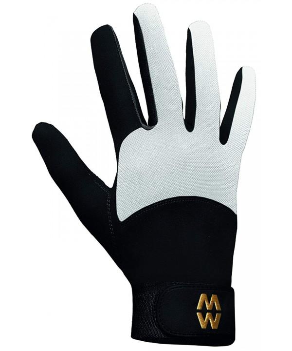 Macwet Womens Sports Gloves Black