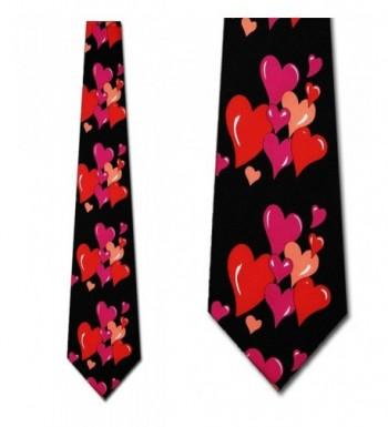 Valentines Necktie Grouped Three Rooker