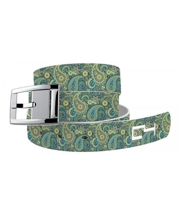 C4 Belts Paisley Seafoam Classic