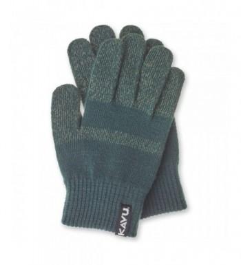 KAVU Womens Trek Gloves Pine