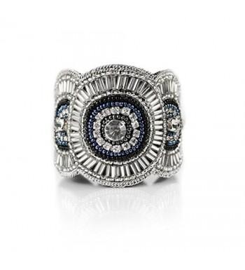 Tassel Jewels Cuff Bracelet Harlow