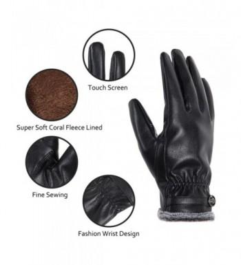 Trendy Men's Gloves Outlet Online