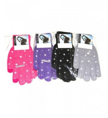 Womens Girls touch screen Gloves