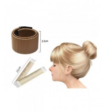 New Trendy Hair Bun & Crown Shapers