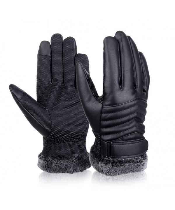 Winter Gloves Screen Thermal Driving