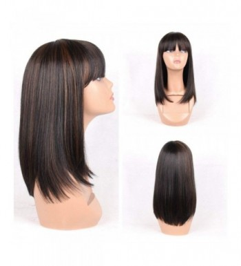 HAIR WAY Straight Japanese Synthetic