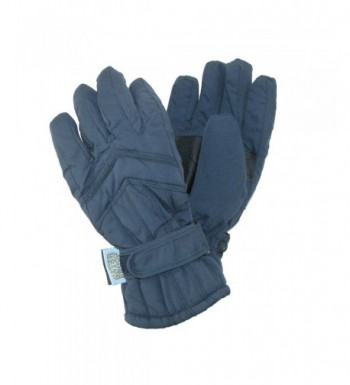CTM Womens Thinsulate Waterproof Gloves
