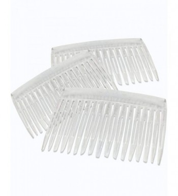 Clear Plain plastic Smooth Clips
