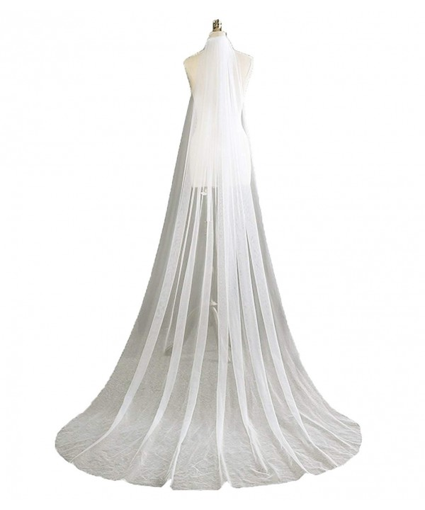 AIBIYI Cathedral Veil Bride ABY HL18
