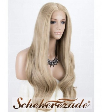 Scheherezade Synthetic Glueless Natural Straight